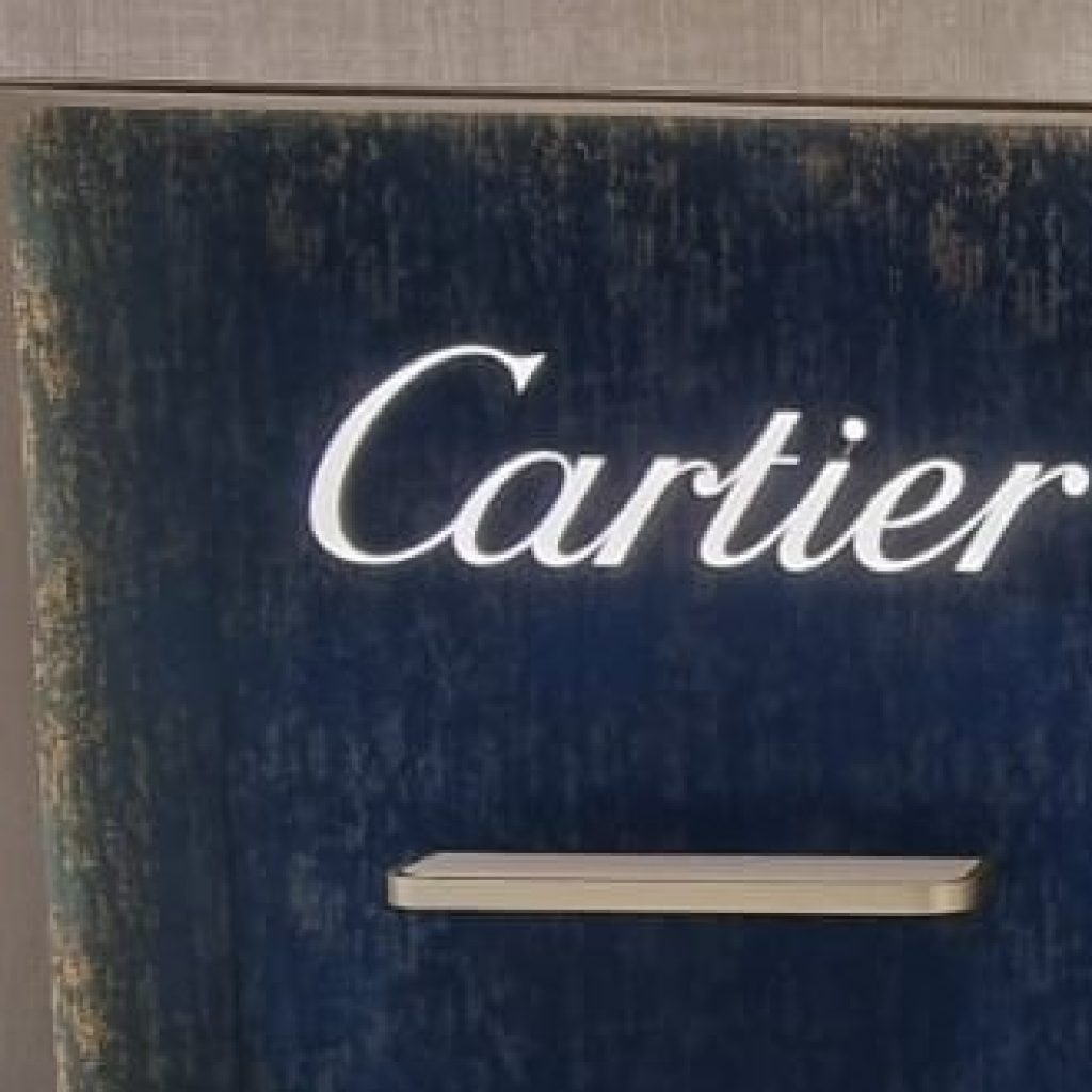 cartier viareggio